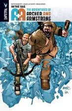 A&A Adv Of Archer & ArmstrongTP Vol 01 In The Bag