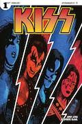 Kiss #1 Cvr E Francavilla