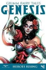 GFT Genesis Heroes Rising CvrB Riveiro (MR)