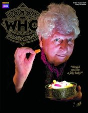 Doctor Who Magazine #506