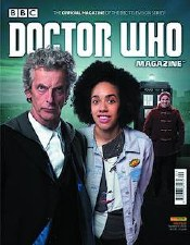 Doctor Who Magazine #507