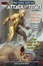 Attack On Titan FCBD17