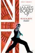 James Bond #1 Cvr A Signed byBenjamin Percy