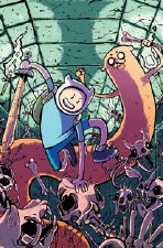 Adventure Time #64 Subscription Fletcher Cvr