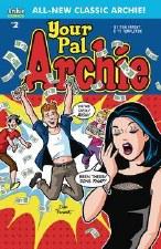 All New Classic Archie Your Pal Archie #2 Cvr A Dan Parent
