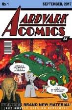 Aardvark Comics #1