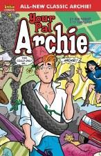 All New Classic Archie Your Pal Archie #4 Cvr A Reg Parent