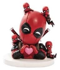 Marvel Comics Mea-004 Deadpool Day Dream Px Fig (C: 1-1-2)