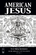 American Jesus New Messiah #1Cvr C B&W Quitely (MR)