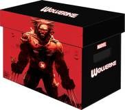 Box MG Wolverine Comic Sht Box