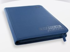 Folio Blue Zipfolio XenoS 9Pkt (360) Binder