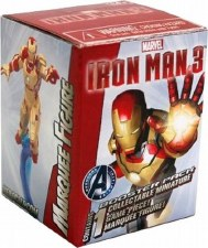 HeroClix Iron Man 3 Marquee Figure Pack