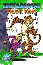 Infamous Tiger King Cvr D Calvvin & Hobbes (eBay Exclusive,