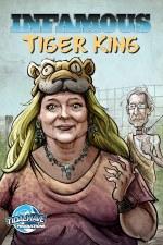 Infamous Tiger King Cvr G Carole Baskin Cover (eBay Exclusiv