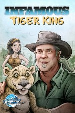 Infamous Tiger King Cvr H DocAntle Cvr (eBay Exclusive, Lim