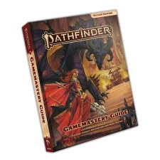 Pathfinder Gamemastery Guide HC Spec. Ed 2nd Ed