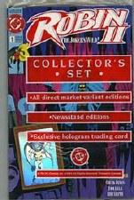 Robin II Collector's Set