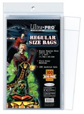 SH: Comic Bags - Regular Pack(100)
