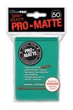 DP Aqua Matte Standard (50) Sleeves