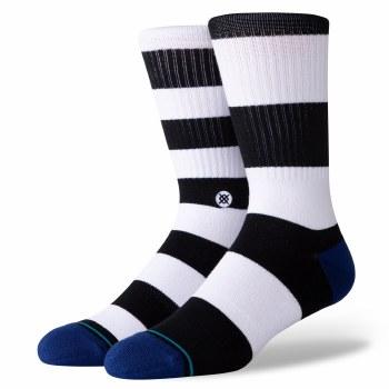 Stance Mariner Mismatched Stripe Men's Crew Socks