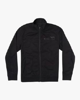 RVCA Spectrum Sport Jacket Black