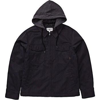 Billabong Barlow Hooded Twill Jacket