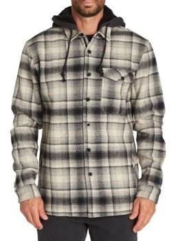 Billabong Furnace Bonded Fleece-Hooded Jacket