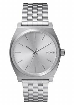 NIXON Time Teller 37mm in Silvertone