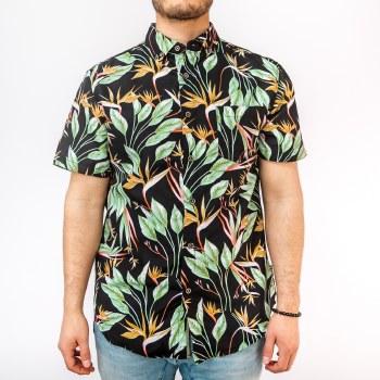 Bronxton Hawaiian Button Down
