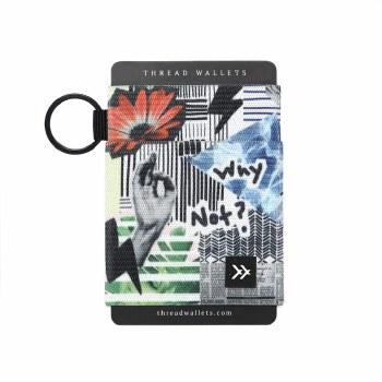Thread Wallets Bowie Elastic Wallet