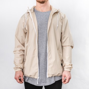 Bronxton Windbreaker Zip Up Jacket