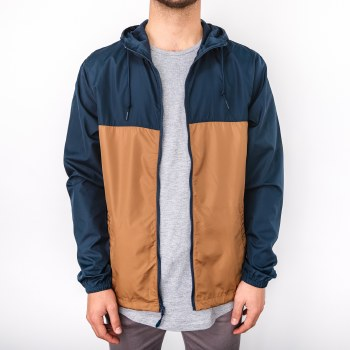 Bronxton Windbreaker Zip Up Jacket