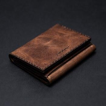 Bronxton Tri-Fold Wallet