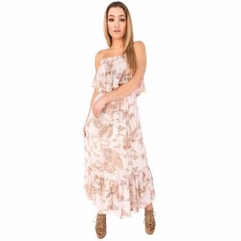 Cami Tiered Maxi Dress