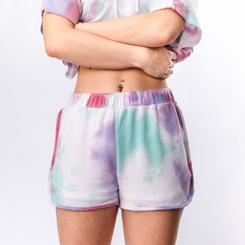 Tye Dye Terry Short