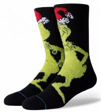 Stance Mr Grinch Men's Crew Socks