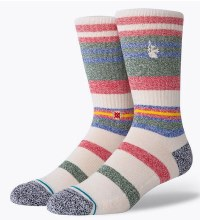 Stance Munga Striped Men's Crew Socks