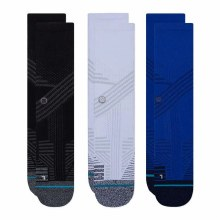 Stance Athletic Crew Socks Three Pack