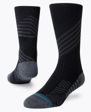 Stance Athletic Crew Striped Men's Socks