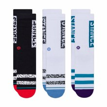 Stance Multicolor 3-Pack The OG Crew Socks
