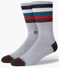 Stance Maliboo Striped Men's Crew Socks