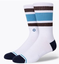 Stance Boyd Striped Men's Crew Socks