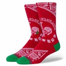 Stance Sriracha Logo Men's Crew Socks