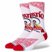 Stance Tapatio Logo Men's Crew Socks