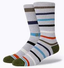 Stance Jordy Random Stripe Men's Crew Socks