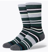 Stance Shay Striped Men's Crew Socks