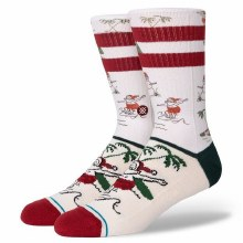 Stance Santa's Day Off Socks