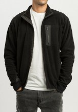 RVCA THEROS ZIP POLAR FLEECE J