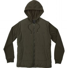 RVCA DARK Military LOGAN PUFFE