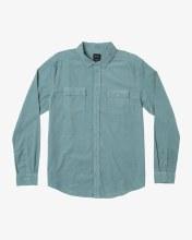RVCA Freeman Corduroy Long Sleeve Shirt
